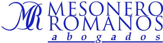 Mesonero Romanos Abogados Retina Logo