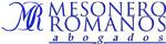 Mesonero Romanos Abogados Mobile Retina Logo